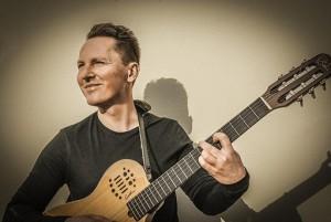 Michael Meranke, qualifizierter Gitarrenunterricht.